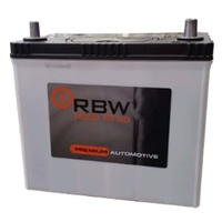 NS60L CASE SIZE 430CCA RBW AUTOMOTIVE Flooded Starting Battery