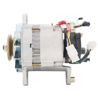 Alternator 12V 60AMP Toyota Landcruiser, Coaster, Daihatsu Delta H, B, 3B, L, 2L, 3L Long Shaft