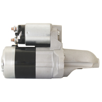 STARTER MOTOR 12V 1.2KW  8TH CCW Suits: Subaru Forester, Outback Manual Trans