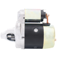 Starter Motor to Suit Hyundai S Coupe 1N Auto 1992-96 G4EK 1.5L Petrol