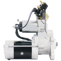 Starter Motor 24V 3.2KW 9TH CW Suit: Mitsubishi Canter, Fuso