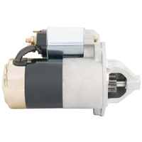 QENUINE QUALITY Starter Motor 12V 1.2KW 8TH CW Suits: Mitsubishi, Hyundai