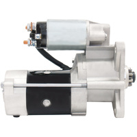 Genuine Quality Starter Motor 24V 3.2KW 9TH CW Mitsubishi Canter ZB