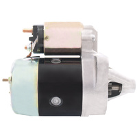 GENUINE QUALITY Starter Motor 12V 0.9KW 8TH CW Suits: Ford Festiva, Kia, Mazda 121