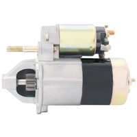 Genuine Quality Starter Motor 12V 1.2KW 8TH CW Hyundai Sonata EF, Grandeur, Tiburon, Trajet (Manual Transmission) G6AT