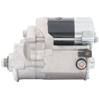 Starter Motor 12V 1.0KW 9TH CW Suits: Toyota Hilux, HiAce, Tarago
