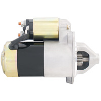 GENUINE QUALITY Starter Motor 12V 1.2KW 8TH CW Suits: Hyundai Coupe, Lanatra (Manual Transmission), Kia Cerato Sportage