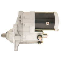 Starter Motor 12V 4.0KW 10TH CW Case, New Holland Cummins