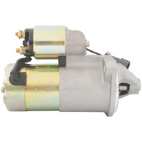 STARTER MOTOR 12V 1.4KW 9TH CW Suits: Nissan Patrol
