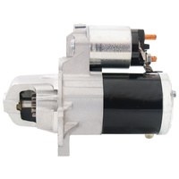 GENUINE QUALITY STARTER MOTOR 12V 1.2KW 12TH CW Suits: Holden Commodore VZ-VE 6CYL