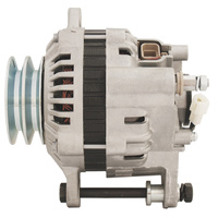 GENUINE QUALITY UNIT ALTERNATOR 12V 75AMP Suits: Ford Courier PD PE PG PH, Ranger PJ PK Turbo, Mazda Bongo SGL, Bravo B2500