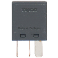 MICRO RELAY 24V CHANGE OVER 25AMP N/O 10AMP N/C 5 PIN RESISTOR PROTECTED