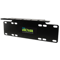 License Plate Mount to suit ZETA LED light Bars & Driving Lights