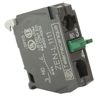 CONTACT BLOCK N/O 240V 3AMP SUIT EMERGENCY STOP SWITCH AEO-0512