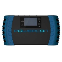 POWERCON MINI BOOSTER 12V 500A 15000mAh DUST PROOF DESIGN CAR 4X4 CAMPING