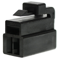 3 WAY PLUG CONNECTOR 10 PACK BLACK HOUSING