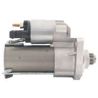 Genuine Quality Starter Motor 12V 1.1KW 10TH CCW Volkswagen Beetle, Golf, Audi A3