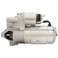 Starter Motor 12V 2.5KW 11TH CW Suits Peugeot 307 XSE HDI 2005-08 2.0L Diesel