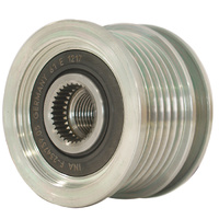 Alternator Clutch Pulleys Audi A4