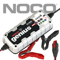 Genuine NOCO GENIUS G7200 12V/24V UltraSafe Smart Battery Charger 7.2AMP