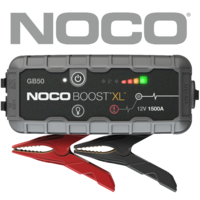 NOCO GENIUS BOOST XL GB50 12v Jump Starter Lithium-ion 1500AMP