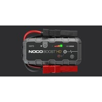 Genuine NOCO GB70 GENIUS BOOST 12v Jump Starter Lithium-ion 2000AMP