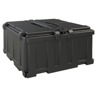 NOCO COMMERCIAL BATTERY BOX HM485 SUITS TWO N200 SIZE BATTERIES