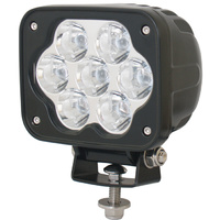 LV Automotive Rectangle LED Work/Flood Light 35W 10-36V 3400 Lumens IP68 111mm