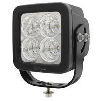 LV Automotive Square LED Work/Flood Light 40W 10-36V 3600 Lumens IP68 115mm