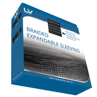 LV Automotive BRAIDED EXPANDABLE SLEEVING