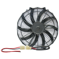 MARADYNE 14 INCH 160W M146K-24V REVERSIBLE SKEW BLADE THERMO FAN HEAVY DUTY 1555CFM