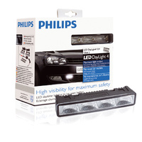 DAYLIGHT 4 LED DRL KIT 12V STANDARD OUTPUT