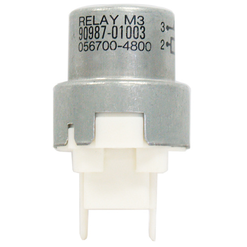 MINI RELAY 12V 22AMP N/O 3 PIN 3 LUCAR TERMINALS SUIT TOYOTA 90987-01003 056700-4800