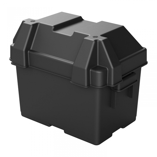 NOCO BATTERY BOX SNAP-TOP HM082BK SUITS SMALL BATTERY GROUP U1
